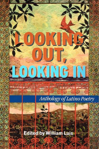 Looking Out, Looking In Anthology of Latino Poetry N/A edition cover