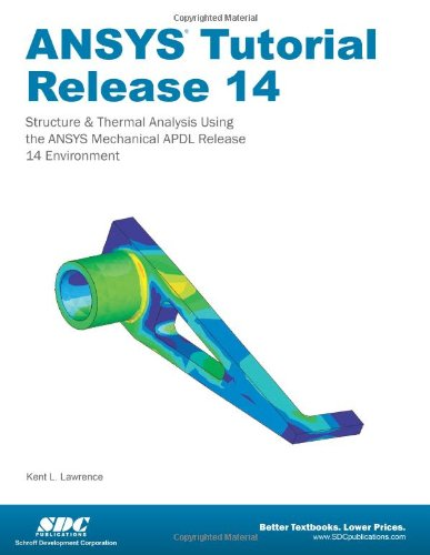 ANSYS Tutorial Release 14  N/A edition cover