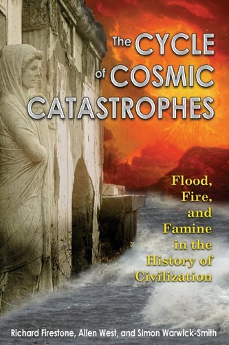 Cycle of Cosmic Catastrophes How a Stone-Age Comet Changed the Course of World Culture  2006 edition cover