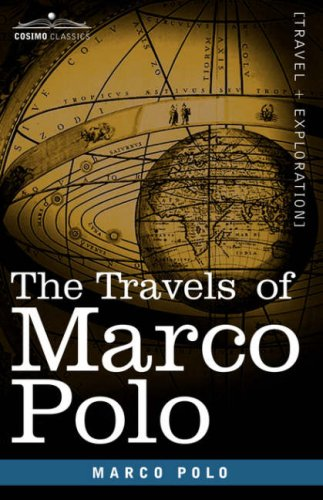 Travels of Marco Polo  N/A edition cover