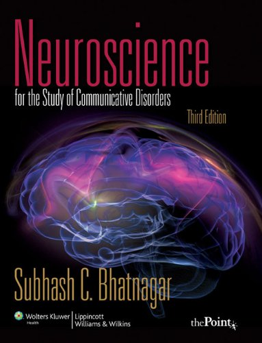 Neuroscience for the Study of Communicative Disorders  3rd 2008 (Revised) edition cover