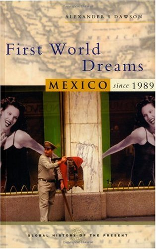 First World Dreams Mexico since 1989  2006 edition cover