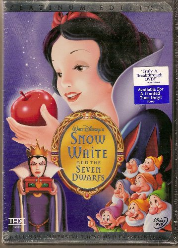 Snow White and the Seven Dwarfs (Disney Special Platinum Edition) System.Collections.Generic.List`1[System.String] artwork
