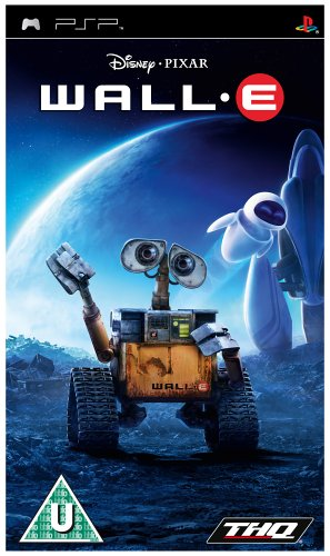 Wall.E (PSP) by THQ Sony PSP artwork
