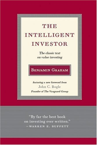 Intelligent Investor The Classic Text on Value Investing  2005 edition cover