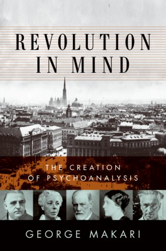 Revolution in Mind The Creation of Psychoanalysis N/A 9780061346613 Front Cover