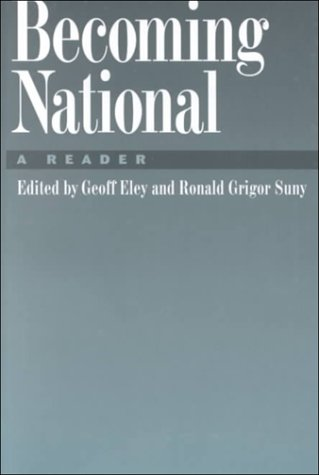 Becoming National A Reader  1996 edition cover