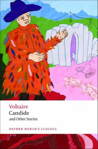 Candide and Other Stories  2nd 2008 edition cover