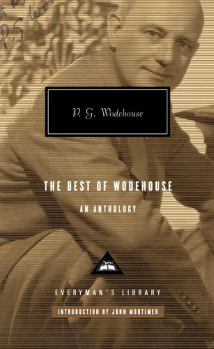 Best of Wodehouse An Anthology  2007 edition cover