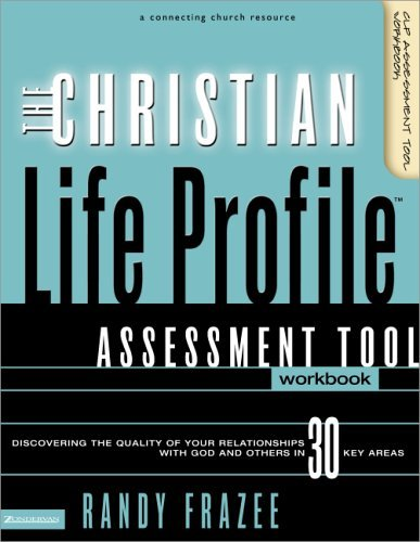 Christian Life Profile Assessment Tool   2005 (Workbook) edition cover