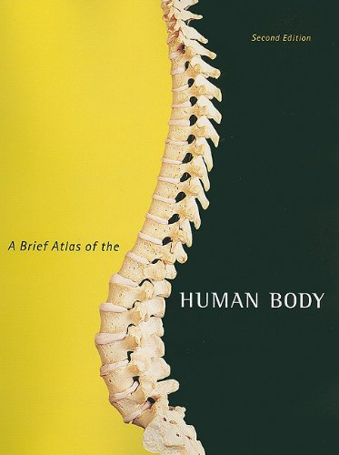 Brief Atlas of the Human Body  2nd 2011 edition cover