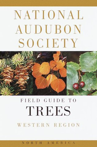Field Guide to Trees Western Region  1980 edition cover