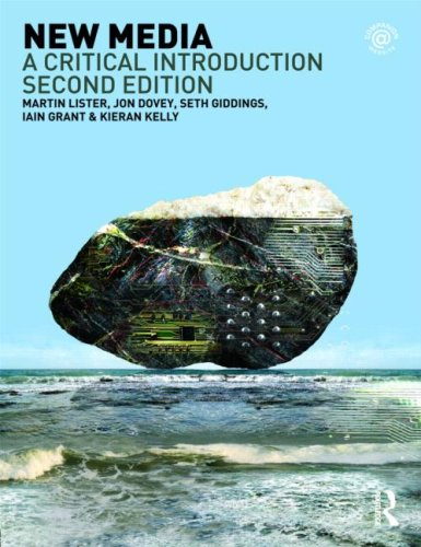 New Media A Critical Introduction 2nd 2008 (Revised) edition cover