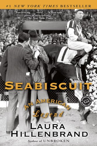 Seabiscuit An American Legend  2002 9780449005613 Front Cover