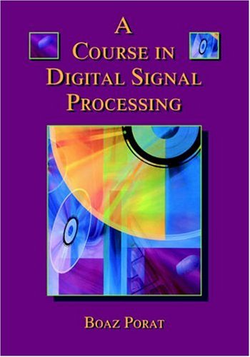 Course in Digital Signal Processing   1997 edition cover