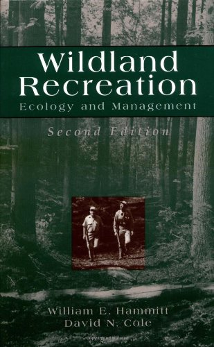 Wildland Recreation Ecology and Management 2nd 1998 (Revised) 9780471194613 Front Cover