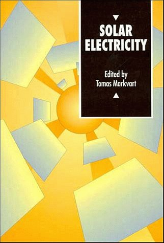 Solar Electricity   1994 9780471941613 Front Cover