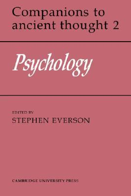 Psychology   1991 9780521358613 Front Cover