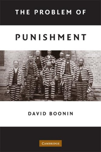 Problem of Punishment   2008 edition cover