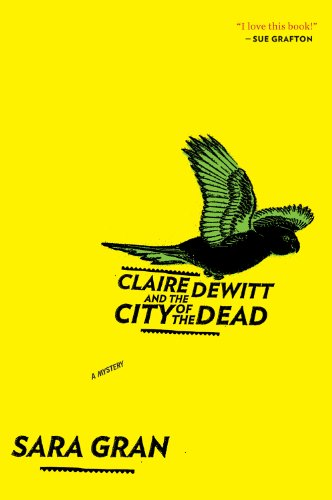 Claire Dewitt and the City of the Dead   2011 edition cover