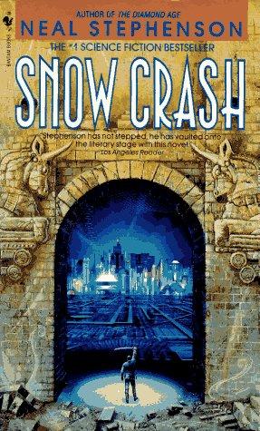 Snow Crash  N/A edition cover