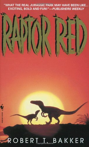 Raptor Red  N/A edition cover
