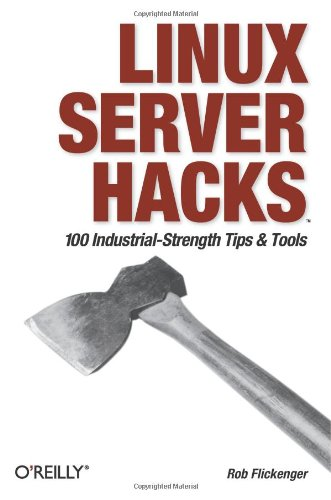 Linux Server Hacks 100 Industrial-Strength Tips and Tools  2003 9780596004613 Front Cover