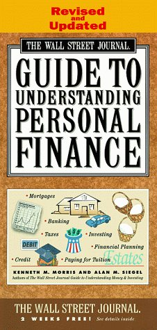 Wall Street Journal Guide to Understanding Personal Finance  1997 (Revised) edition cover