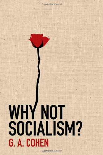 Why Not Socialism?   2010 edition cover