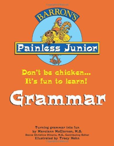 Painless Junior Grammar  2007 edition cover