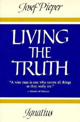 Living the Truth 1st (Reprint) edition cover