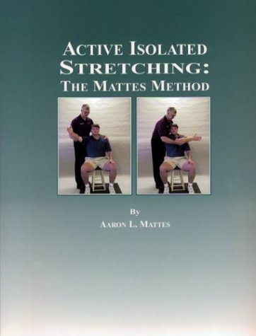 Mattes's Method of Active Isloated Stretching:  1st 2000 edition cover