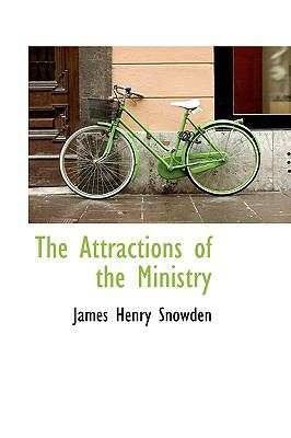 Attractions of the Ministry N/A 9781115428613 Front Cover