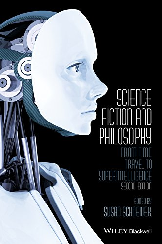 Science Fiction and Philosophy: From Time Travel to Superintelligence  2016 9781118922613 Front Cover