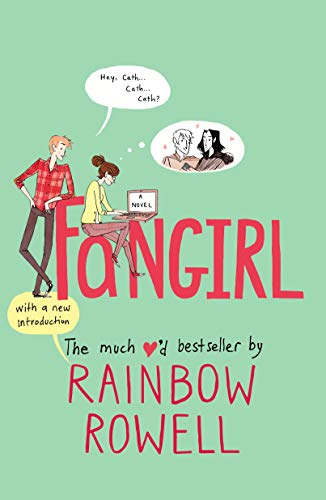Fangirl:   2018 9781250042613 Front Cover