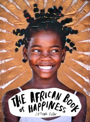 African Book of Happiness - Africa   2012 9781400069613 Front Cover