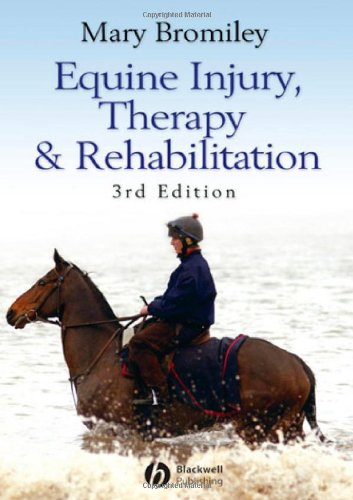 Equine Injury, Therapy and Rehabilitation  3rd 2007 (Revised) edition cover