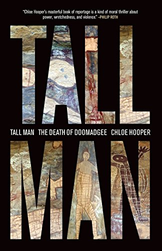 Tall Man The Death of Doomadgee  2009 9781416561613 Front Cover