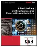 Ethical Hacking and Countermeasures Threats and Defense Mechanisms  2010 edition cover