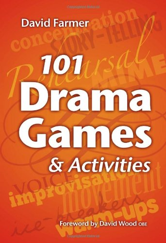 101 Drama Games and Activities  N/A edition cover