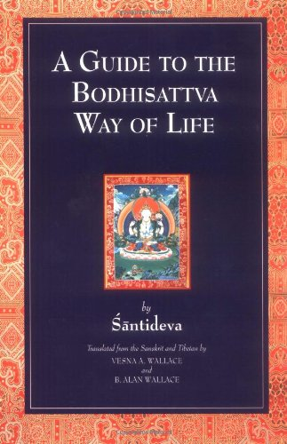 Guide to the Bodhisattva Way of Life  N/A 9781559390613 Front Cover