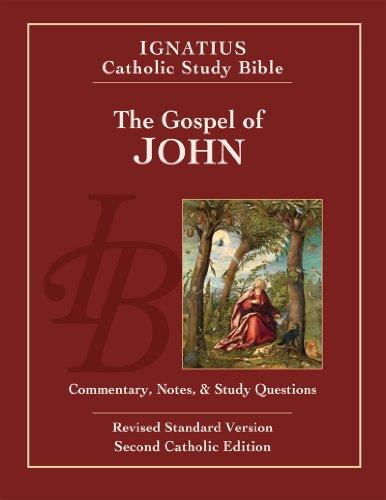 Gospel of John  2nd 2012 edition cover
