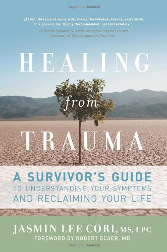 Healing from Trauma A Survivor's Guide to Understanding Your Symptoms and Reclaiming Your Life  2007 edition cover