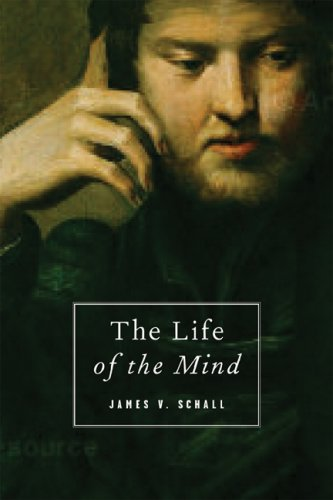Life of the Mind On the Joys and Travails of Thinking  2008 edition cover