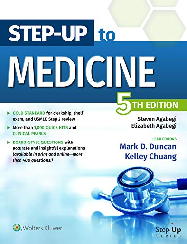 Step-Up to Medicine  5th 2020 (Revised) 9781975103613 Front Cover