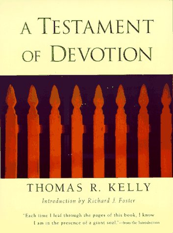Testament of Devotion  Reprint  edition cover