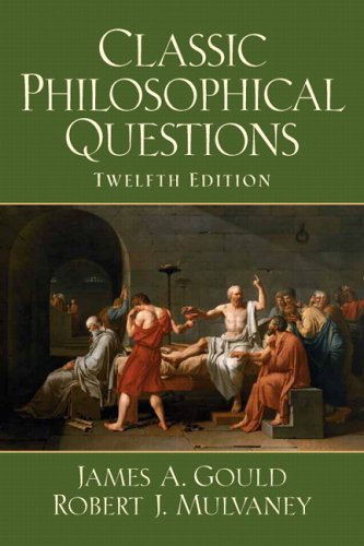 Classic Philosophical Questions  12th 2007 (Revised) edition cover
