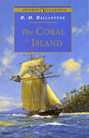 Coral Island   1994 (Abridged) 9780140367614 Front Cover