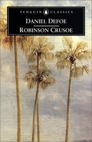 Life and Adventures of Robinson Crusoe   2001 edition cover
