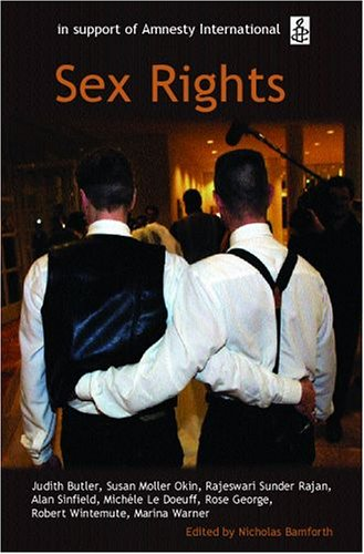 Sex Rights The Oxford Amnesty Lectures 2002  2005 edition cover
